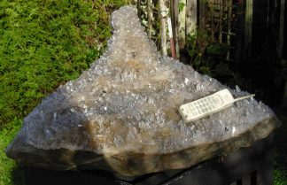Crystal Mountain - 400 Pound Natural Quartz Crystal Cluster